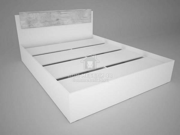 """Кровать """"Сорренто"""" 1,4м МДФ Производитель: Леко"""