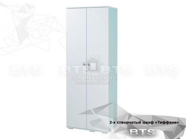 """Шкаф 2-х ств. """"Тифани"""" (ШК-09) 0,8м ЛДСП производитель: БТС"""