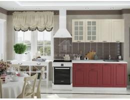 """Кухня """"Мария"""" 1,6м МДФ (комплект-9) производитель: Стендмебель"""