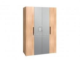 """Шкаф для одежды и белья 9 """"BAUHAUS"""" (Баухаус) 1,6м ЛДСП Производитель: Глазов"""