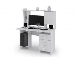 Стол компьютерный №5 1,2м (Анкор) ЛДСП производитель: Стендмебель