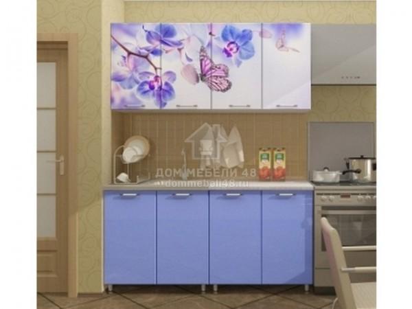 """Кухня """"Бабочки"""" 1,6м МДФ производитель: Дисави"""