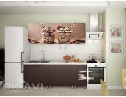 """Кухня """"Коктейль"""" 2,0м МДФ производитель: Дисави"""