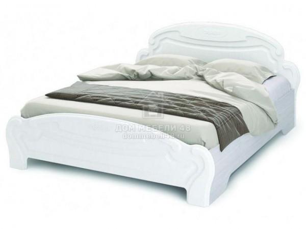 """Кровать """"Медина"""" (КР 041) 1,4х2,0м с подъемным механизмом МДФ Производитель: Стендмебель"""