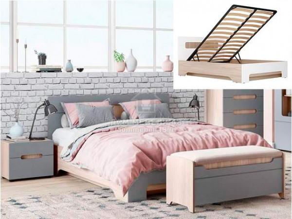 """Кровать """"Палермо-3"""" 1,6м с подъемным механизмом Производитель: Стиль"""