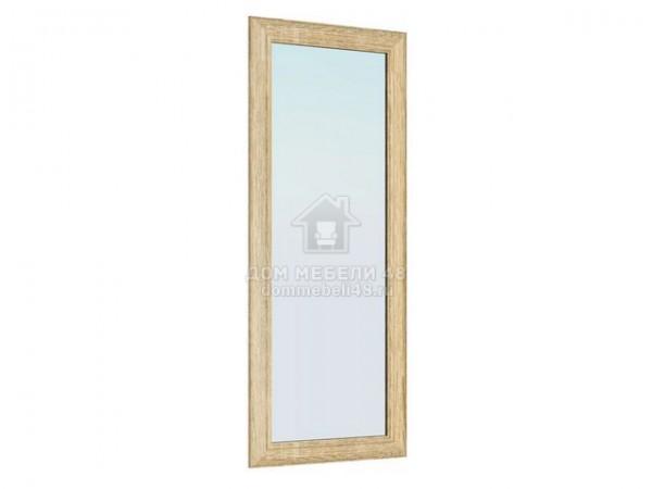 "Настенное зеркало ""Оскар-7 (А) Модена"" 1,3м х 0,55м Производитель: Стиль"