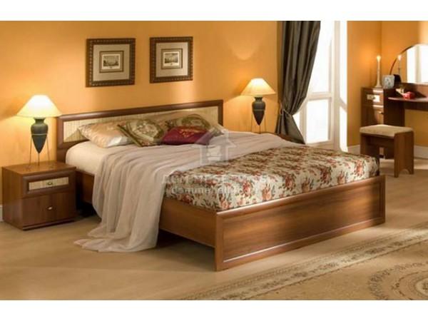 """Кровать """"Милана"""" 1,4м/1,6м/1,8м. Производитель - Глазов мебель"""
