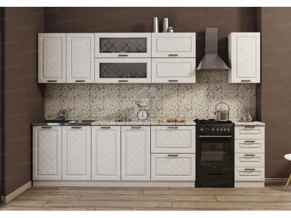 """Кухня """"Агава"""" 2,6м МДФ (Комплектация №2). Эра (модульная кухня)"""
