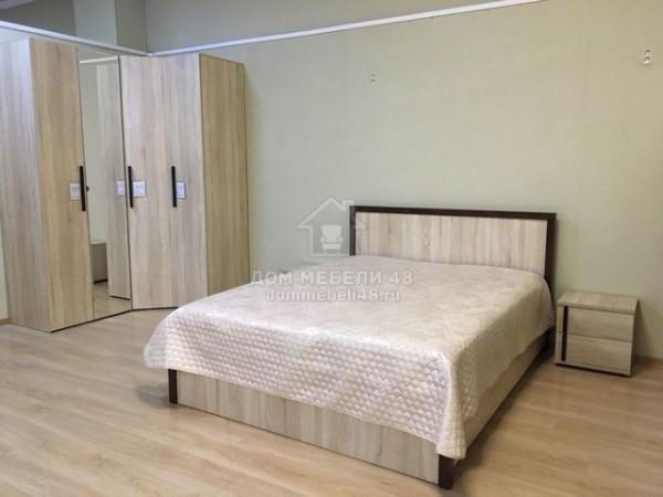 "Спальня ""BAUHAUS"" (Баухаус) (комплектация-4) ЛДСП"
