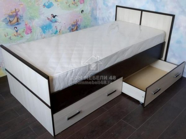 Кровать Сакура 0,9м