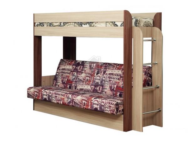 Кровать-чердак Немо (без матраса) производитель: Олмеко