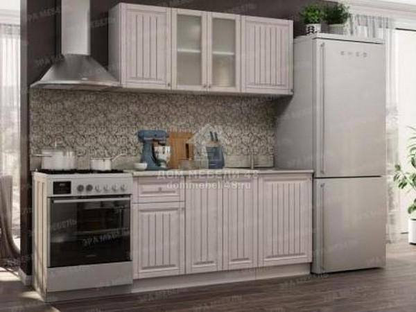 "Кухня ""Хозяюшка"" 1,5м МДФ (Мускат) производитель: Эра"