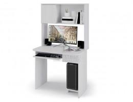 Стол компьютерный №2 0,9м (Анкор) ЛДСП производитель: Стендмебель