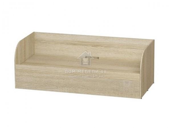 """Кровать """"Сенди"""" с подъёмным механизмом 0,8х1,86м ЛДСП производитель: БТС"""