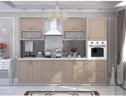 """Кухня """"Модена"""" 2,3м МДФ (комплект-3) производитель: Стендмебель"""