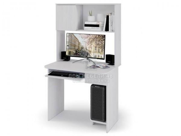 Стол компьютерный №2 0,9м (Анкор) ЛДСП