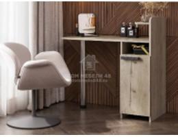 Стол макияжный №2 0,96м (Дуб Серый) ЛДСП производитель: Стендмебель