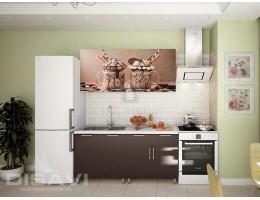 """Кухня """"Коктейль"""" 1,6м (2-ящика) МДФ производитель: Дисави"""