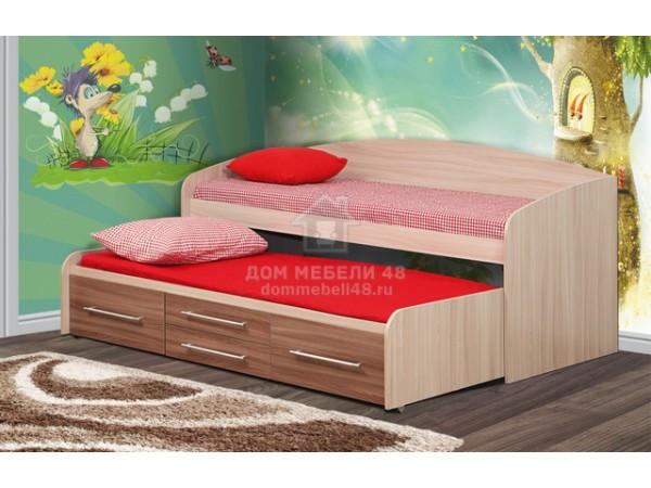 Кровать 2-ярусная Адель-5 производитель: Олмеко