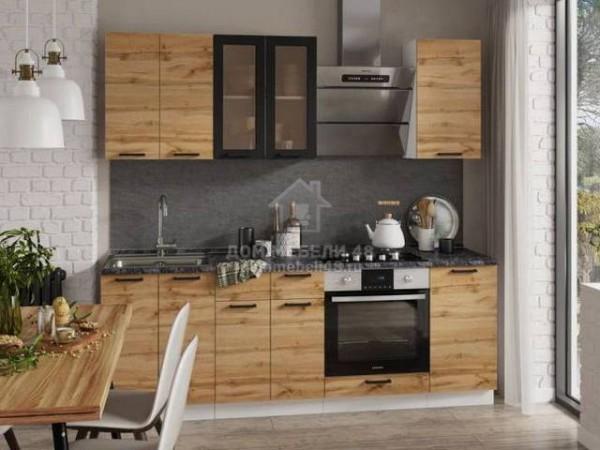 """Кухня """"Дакота"""" 2,2м ЛДСП (комплект-2) производитель: Стендмебель"""