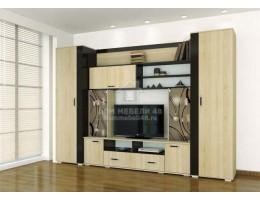 Модульная гостиная Оскар-18 (Комплектация №4)