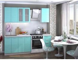 """Кухня """"Линда"""" 1,6м МДФ (комплект-4) производитель: Стендмебель"""