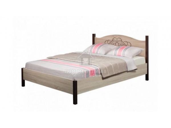 """Кровать """"ADELE"""" (Адель) 0,9м/1,2м. Производитель: Глазов"""
