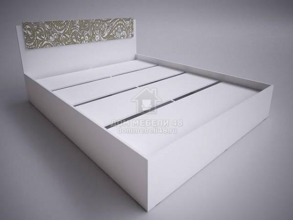 """Кровать """"Селена"""" 1,6м ЛДСП Производитель: Леко"""