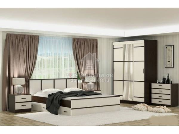 Спальня Сакура БТС (Комплектация №5)