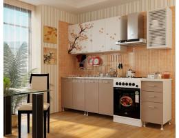 "Кухня ""Сакура"" 2,0м ЛДСП производитель: Дисави"