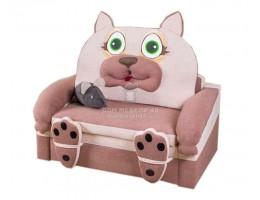 "Диван ""Кошка"" 0,94х1,98м ППУ производитель: М-стиль"