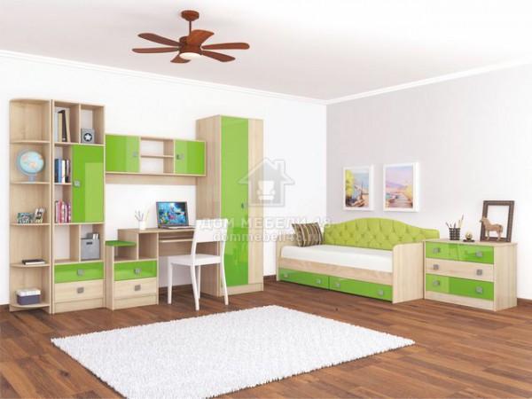 """Модульная детская спальня """"Колибри"""" (Комплект №5) Производитель: ТЭКС"""