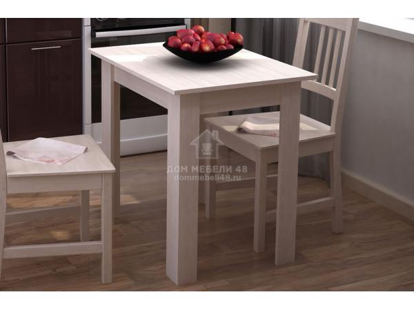 Стол кухонный 0,8х0,6м ЛДСП производитель: Стендмебель