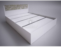 """Кровать """"Селена"""" 1,4м ЛДСП Производитель: Леко"""