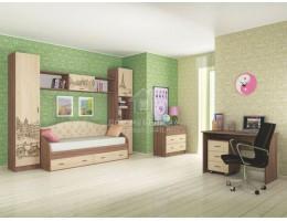 Модульная подростковая спальня Орион (Комплект №4)