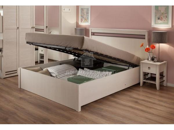 """Кровать """"Бриз"""" 1,4м/1,6м/1,8м с подъемным механизмом"""