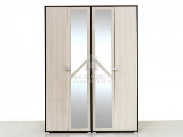 "Шкаф 4-х створчатый ""Саломея"" 1,6м. Производитель: БТС"
