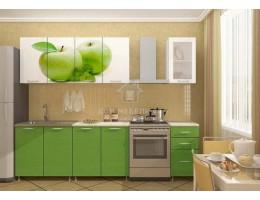 """Кухня """"Яблоко"""" 2,0м ЛДСП производитель: Дисави"""