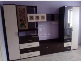 """Гостиная """"Белла"""" 3,2м ЛДСП ( комплект N4) производитель: БТС"""