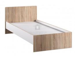 """Кровать """"Бланка"""" 0,9м Производитель: ТЭКС"""