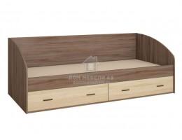 Кровать с ящиками Орион 0,8м