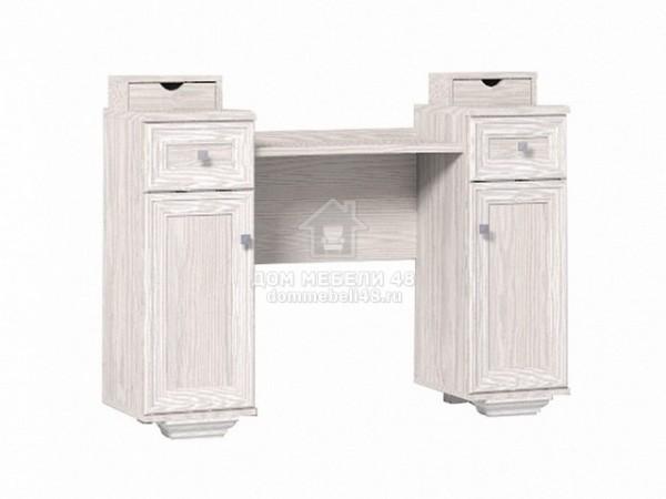 """Стол туалетный 43 """"Карина"""" 1,23м ЛДСП производитель: Глазов"""