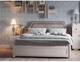 """Кровать 308 """"Карина"""" Люкс 1,4м с подъемным механизмом производитель: Глазов"""