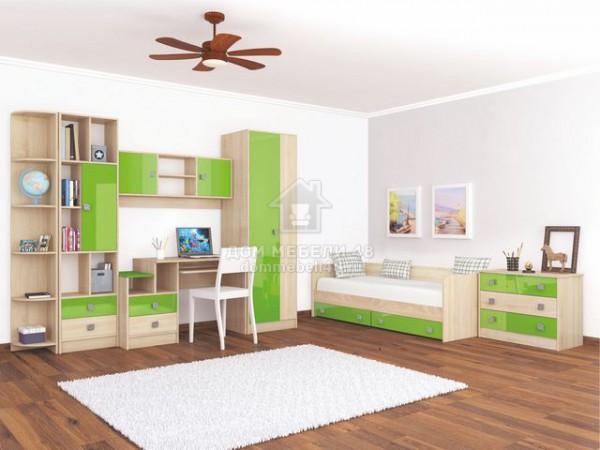 """Модульная детская спальня """"Колибри"""" (Комплект №6) Производитель: ТЭКС"""