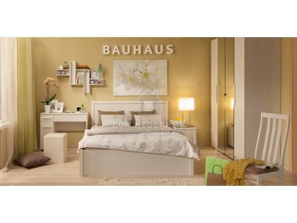 """Спальня """"BAUHAUS"""" (Баухаус) (комплектация-3) ЛДСП производитель: Глазов"""