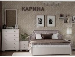 """Спальня """"Карина"""" ЛДСП (комплектация-1) производитель: Глазов"""