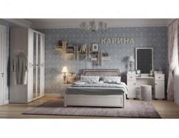 """Спальня """"Карина"""" ЛДСП (комплектация-2) производитель: Глазов"""