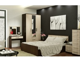 Модульная спальня Фиеста (комплектация-3)