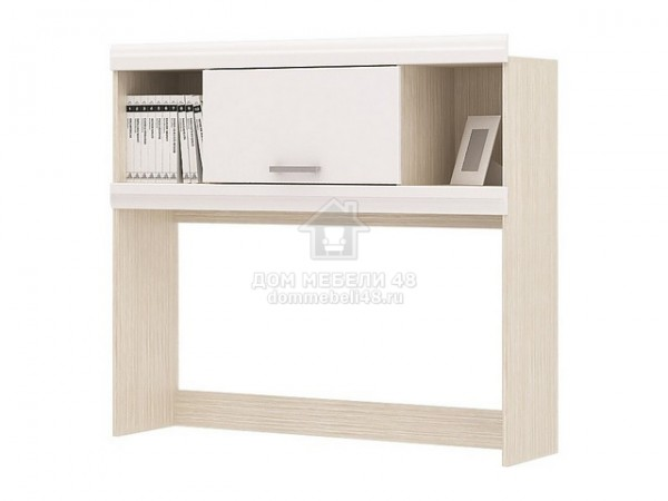"""Надстройка для стола """"Симба"""" 1,2м МДФ+ЛДСП производитель: Стендмебель"""