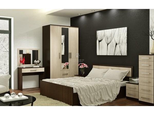 Спальня Фиеста (комплектация №3) БТС